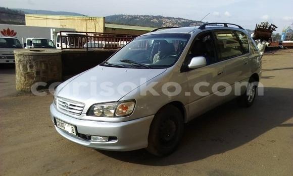 Buy Used Toyota Picnic Silver Car in Kigali in Rwanda