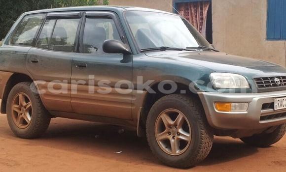 Buy Used Toyota RAV4 Car in Kigali in Rwanda