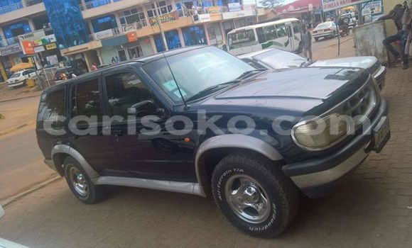 Buy Used Ford Explorer Black Car in Gicumbi in Rwanda