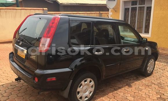 Buy Used Nissan X–Trail Black Car in Gicumbi in Rwanda