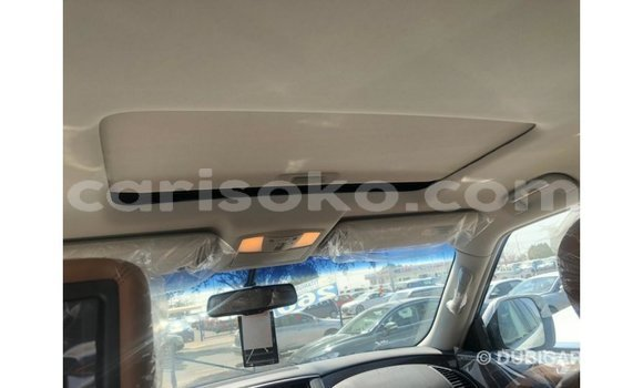 Buy Import Nissan Patrol White Car in Import - Dubai in Rwanda