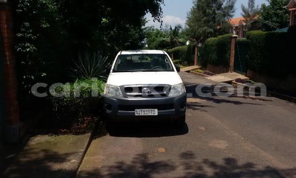 Buy Used Toyota Hilux Car in Kigali in Rwanda