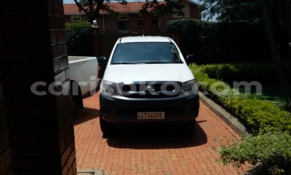 Buy New Toyota Hilux Car in Kigali in Rwanda