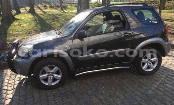 Buy Used Toyota RAV4 Brown Car in Kigali in Rwanda