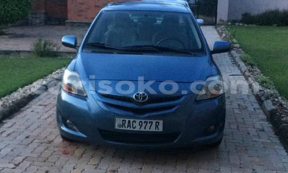 Acheter Occasions Voiture Toyota Yaris Vert à Kigali au Rwanda