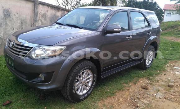 Buy Used Toyota Fortuner Brown Car in Kigali in Rwanda