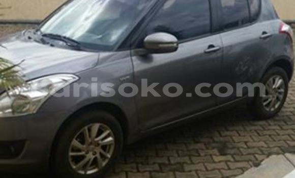 Buy Used Suzuki Swift Silver Car in Gicumbi in Rwanda