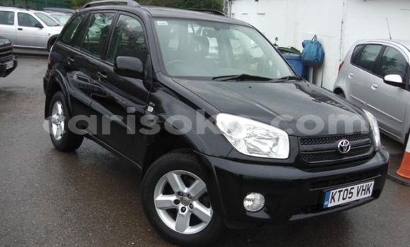 Acheter Occasions Voiture Toyota RAV4 Noir à Gicumbi au Rwanda