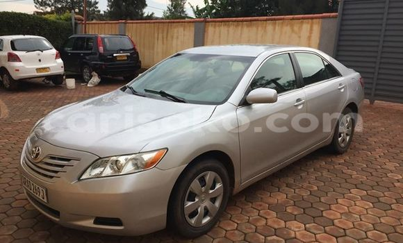 Buy Used Toyota Camry Silver Car in Gicumbi in Rwanda