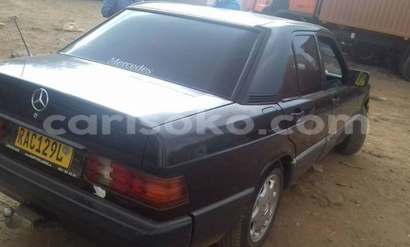 Buy Used Mercedes-Benz 190 Car in Gicumbi in Rwanda