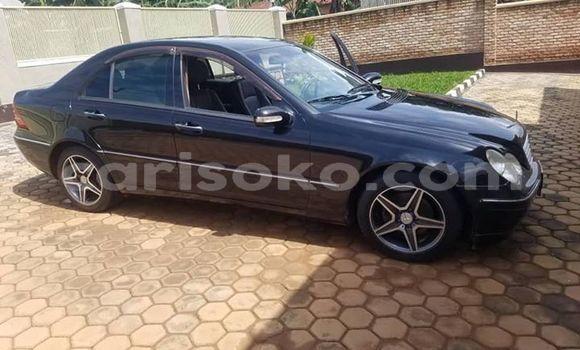 Buy Used Mercedes-Benz C–Class Blue Car in Kigali in Rwanda