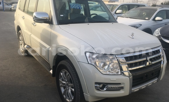 Buy New Mitsubishi Pajero Car in Kigali in Rwanda