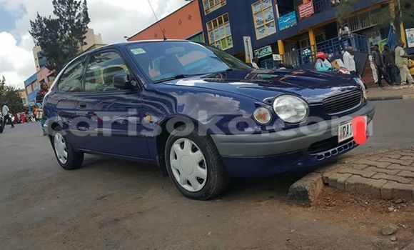 Acheter Occasion Voiture Toyota Corolla Bleu à Kigali, Rwanda