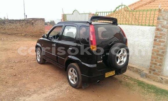 Acheter Occasion Voiture Toyota Cami Noir à Kigali, Rwanda