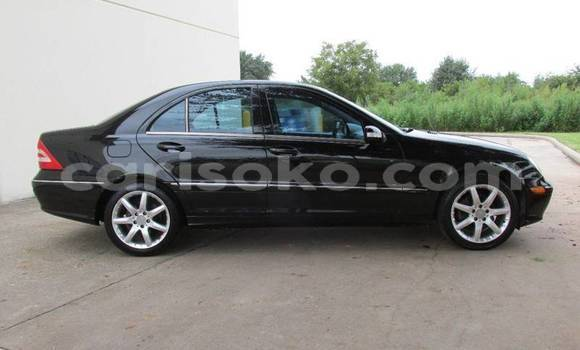 Buy Used Mercedes-Benz C–Class Black Car in Kigali in Rwanda
