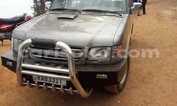 Buy Used Isuzu Trooper Other Car in Kigali in Rwanda