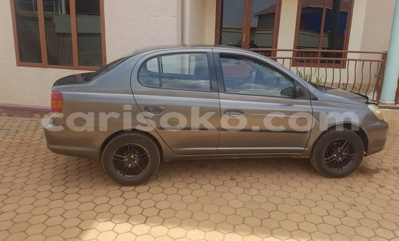 Buy Used Toyota Echo Beige Car in Kigali in Rwanda