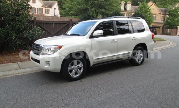 Acheter Occasion Voiture Toyota Land Cruiser Blanc à Gicumbi au Rwanda