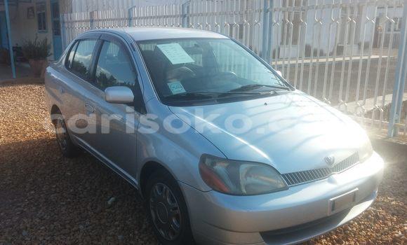 Buy Used Toyota Platz Silver Car in Kigali in Rwanda