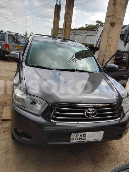 Big with watermark toyota highlander 2012 97 000km kasablo 0788511313 23m 3