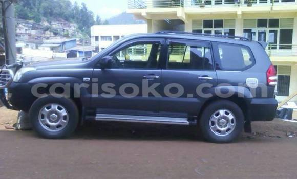 Buy Used Toyota Prado Black Car in Gicumbi in Rwanda