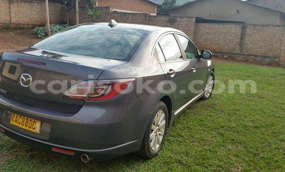Acheter Occasion Voiture Mazda 6 Gris à Gicumbi au Rwanda