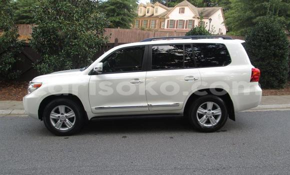 Buy Used Toyota Land Cruiser Silver Car in Nyagatare in Rwanda