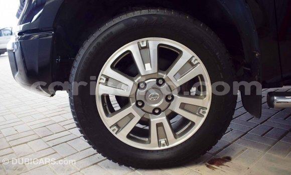 Buy Import Toyota Tundra Black Car in Import - Dubai in Rwanda