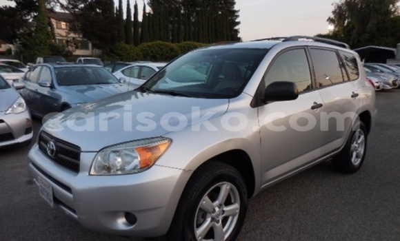 Buy Import Toyota RAV4 Silver Car in Nyamagabe in Rwanda