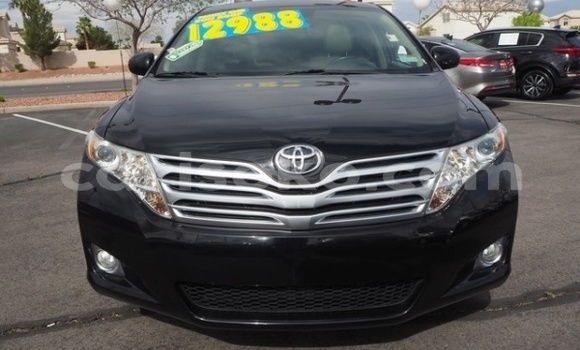 Buy Import Toyota Venza Black Car in Huye in Rwanda