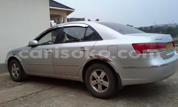 Buy Used Hyundai Sonata Silver Car in Gicumbi in Rwanda