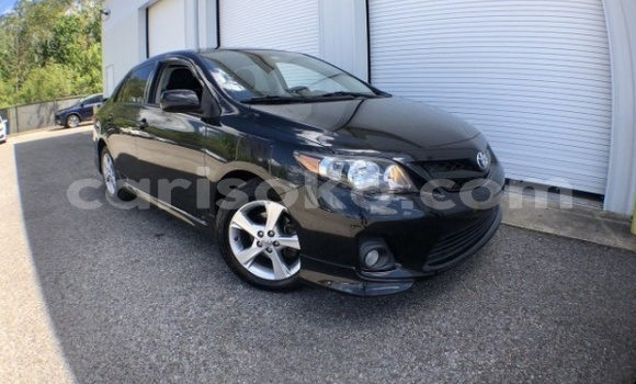 Buy Used Toyota Corolla Black Car in Butare in Butare