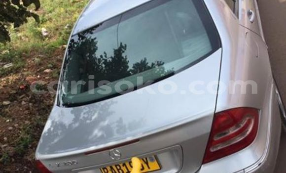 Buy Used Mercedes-Benz C–Class Silver Car in Kigali in Rwanda