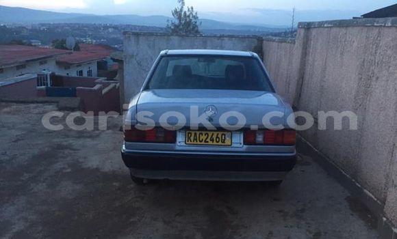 Buy Used Mercedes-Benz 190 Silver Car in Kigali in Rwanda