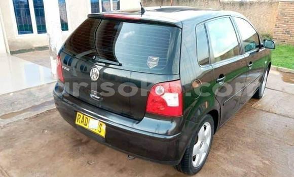 Buy Used Volkswagen Polo Black Car in Kigali in Rwanda