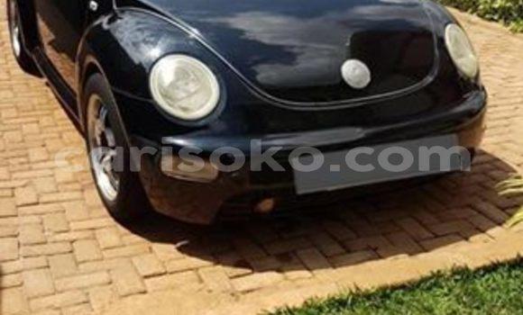 Buy Used Volkswagen Beetle Black Car in Kigali in Rwanda