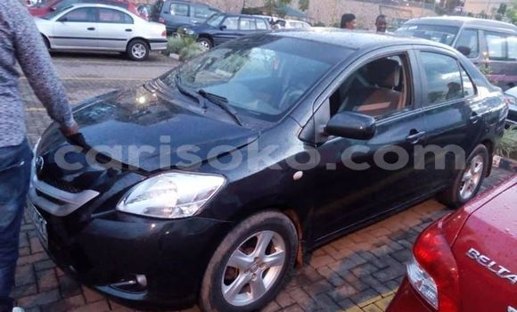 Acheter Occasion Voiture Toyota Yaris Noir à Kigali, Rwanda