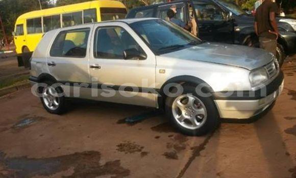 Buy Used Volkswagen Golf Silver Car in Kigali in Rwanda