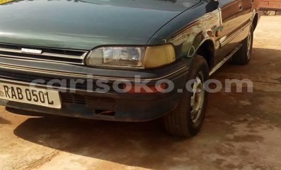 Acheter Neuf Voiture Toyota Corolla Vert à Kigali au Rwanda