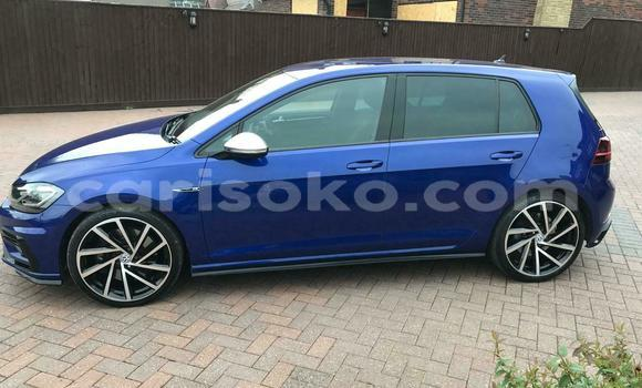 Buy Used Volkswagen Golf GTI Blue Car in Kigali in Rwanda