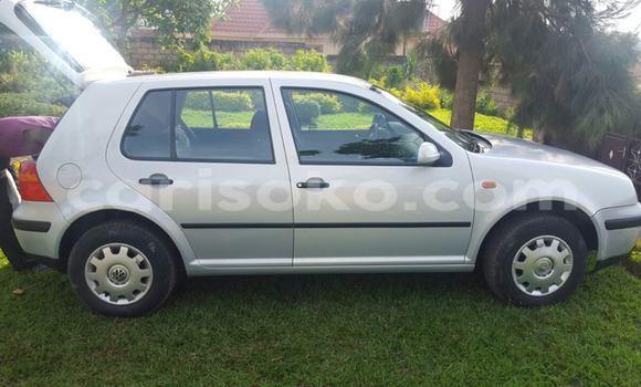 Buy New Volkswagen Golf Silver Car in Kigali in Rwanda