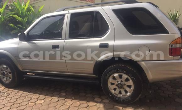 Buy New Honda Pilot Silver Car in Kigali in Rwanda