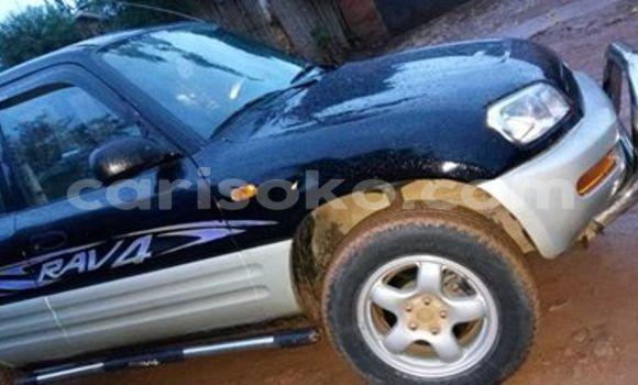 Buy New Toyota RAV4 Black Car in Kigali in Rwanda