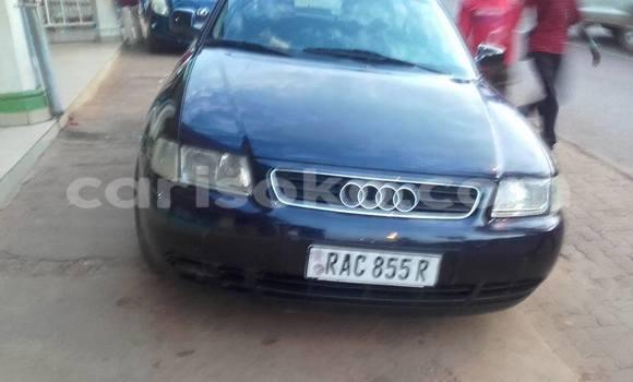 Acheter Occasion Voiture Audi A3 Bleu à Kigali au Rwanda