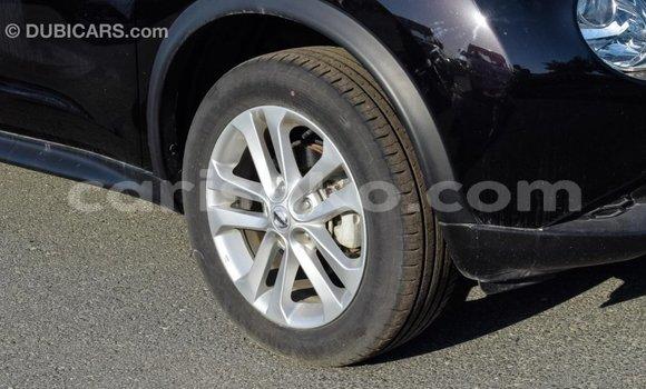Buy Import Nissan Juke Black Car in Import - Dubai in Rwanda