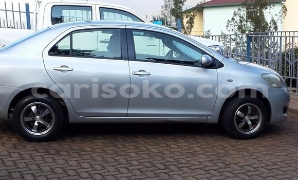 Buy Used Toyota Yaris Silver Car in Gicumbi in Rwanda