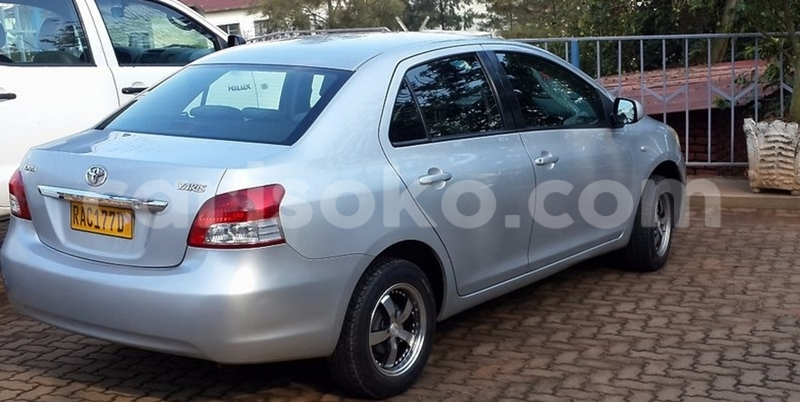 Big with watermark toyota yaris 2008 aggie 0733308588 102k auto petrol 7500000 3