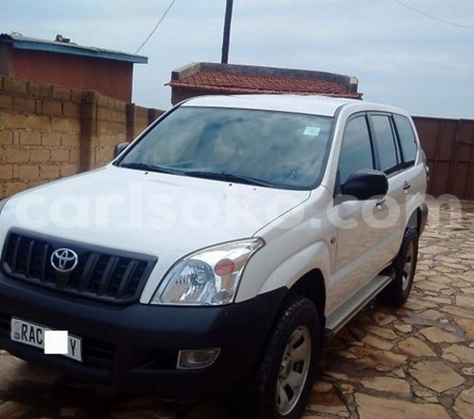 Big with watermark toyota land cruiser prado 2008 oliver 0785837950 22m 110k manual diesel