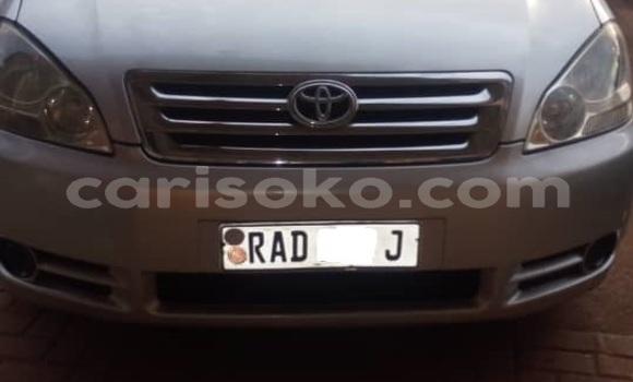 Buy Used Toyota Avensis Verso Silver Car in Kigali in Rwanda