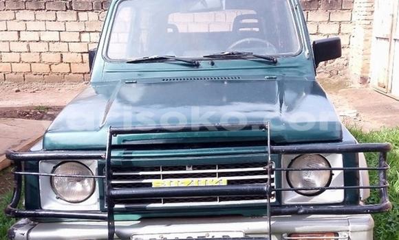 Acheter Occasion Voiture Suzuki Alto Vert à Kigali au Rwanda
